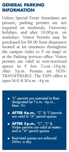 General_Parking_Information